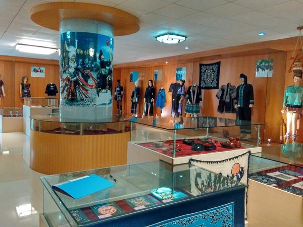 民族文化展厅